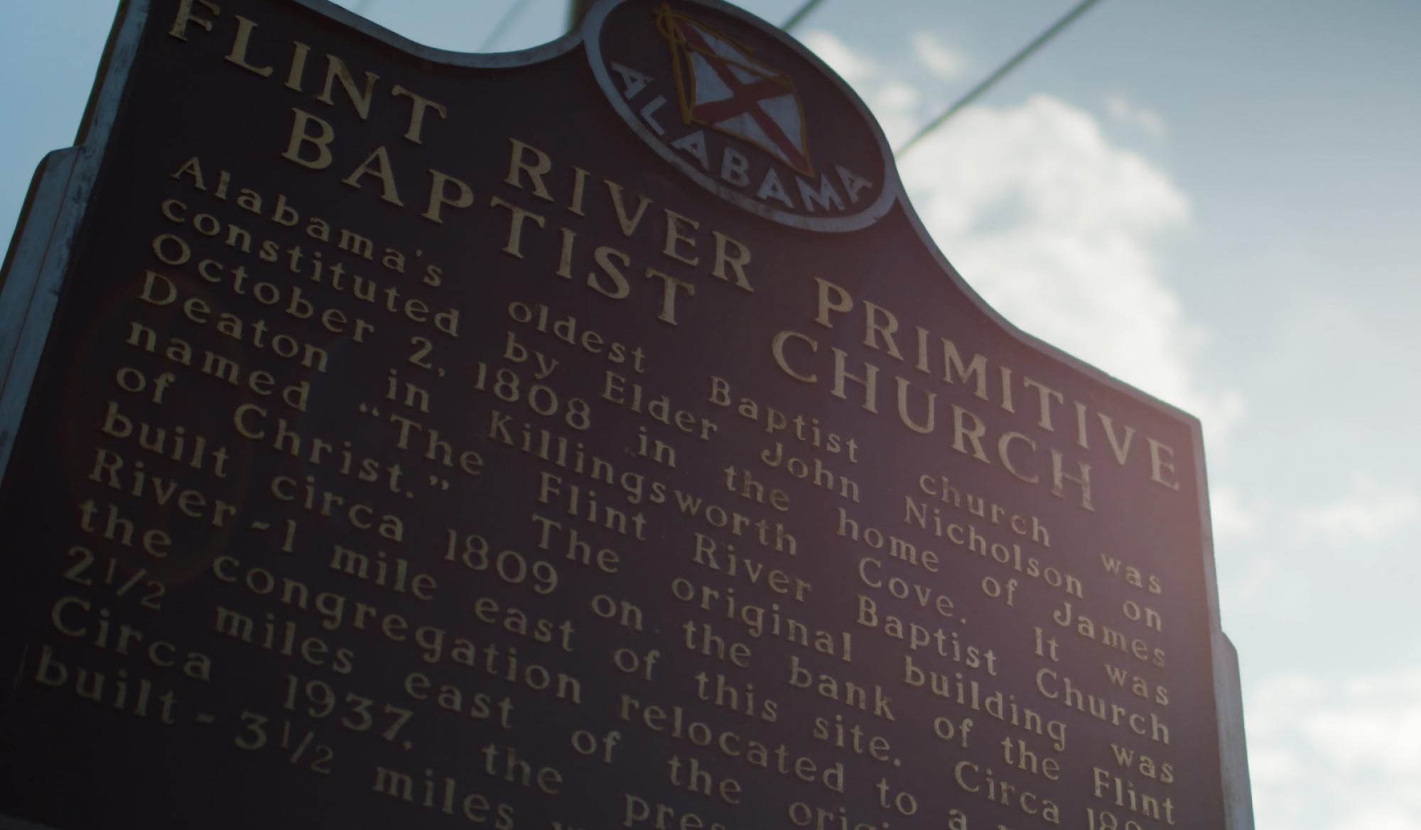 Flint River Primitive Baptist Church